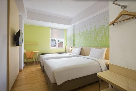 Izi Hotel Bogor, Tawarkan Ketenangan Keluarga
