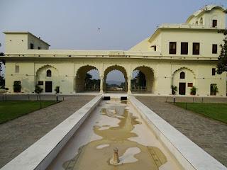 Hawa Mahal, Pinzore Garden, Haryana