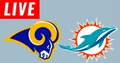 Miami Dolphins LIVE STREAM streaming