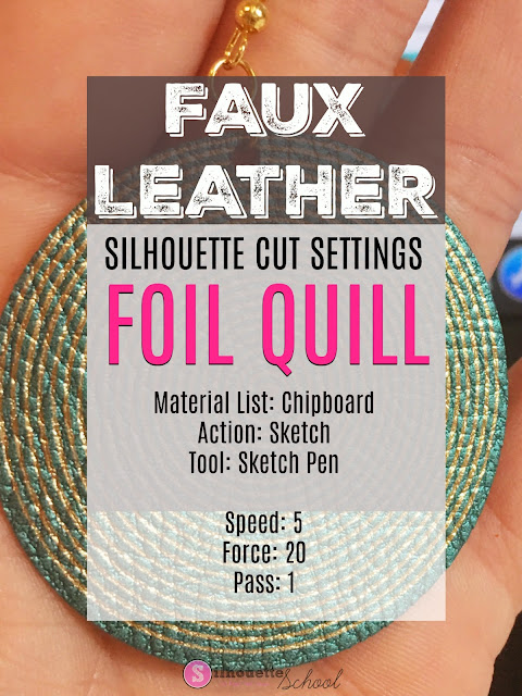 Foil Quill Unboxing Set Up And Best Silhouette Cut