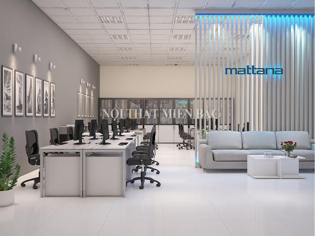 Các tiêu chí đánh giá thiết kế nội thất văn phòng chuyên nghiệp - H2
