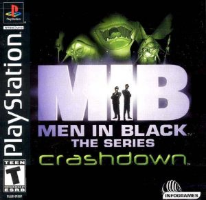 Baixar Men in Black – The Series: Crashdown (2001) PS1