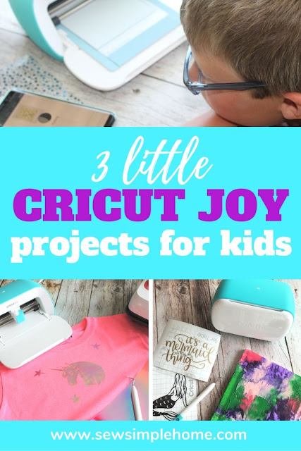 What is the Cricut Joy?  The cutest little cutting machine that packs a big punch in cutting cards, Smart Vinyl and Smart Iron-On for the perfect kids crafts.