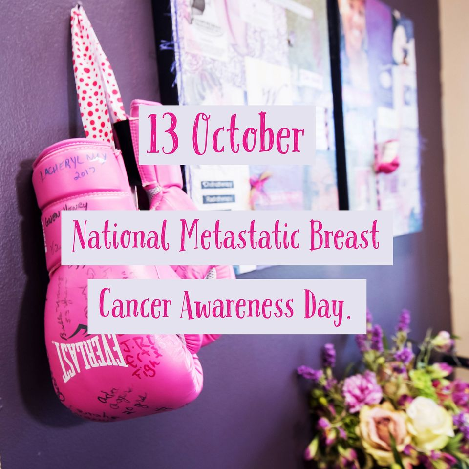 Metastatic Breast Cancer Awareness Day Wishes Photos