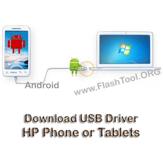 Download HP USB Driver
