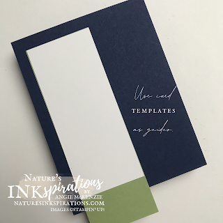 Using Card Layer Templates can help you with card sketches!   Casually Crafting Blog Hop - July 2021   Nature's INKspirations by Angie McKenzie