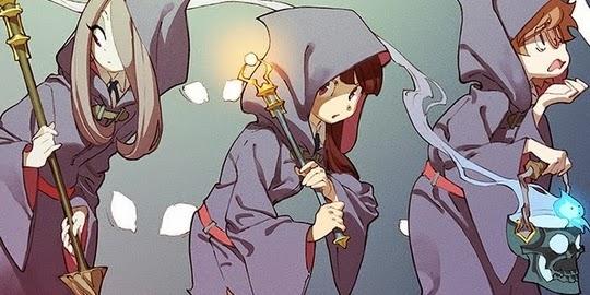 Little Witch Academia, Playstation 4, Actu Jeux Vidéo, Jeux Vidéo, Bandai Namco Games,