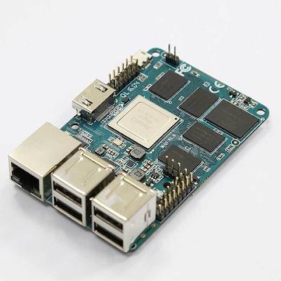 MiQi board based on Rockchip RK3288   www bitkistl com