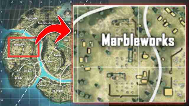 Marbleworks, Tempat Looting Terbaik di Purgatory Free Fire