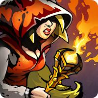 Bravium Hero Defense RPG MOD APK
