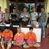 Dua Pelaku Spesialis Bobol Rumah Mewah di Prabumulih Keok Diterjang Timah Panas
