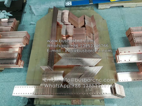 novopress busbar bending machine