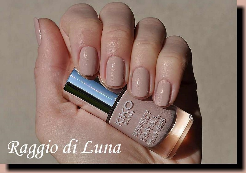 Raggio di Luna Nails: Kiko Perfect Star Gel Duo n° 01 Translucent Beige