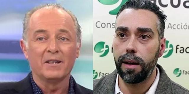 José Manuel Soto y Rubén Sánchez