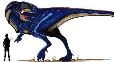 Makhluk Purba yang Paling Ganas,giganotosaurus