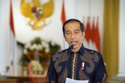 Jokowi Cabut Poin Perpres Soal Investasi Miras