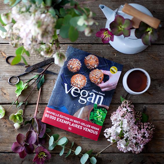 Commander le livre vegan en librairie