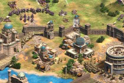 Ulas Game Rise Of Empire, Game RTS Android Terbaik!