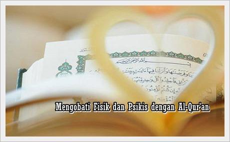 Al-Qur'an sebagai obat