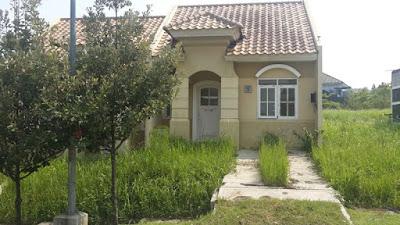 Rp 500.000.000 Dijual Rumah Di Taman Equator Sentul City (code:122)