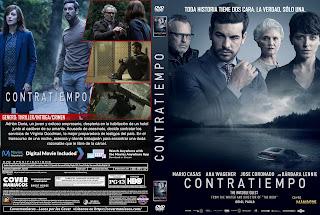 CARATULA CONTRATIEMPO - THE INVISIBLE GUEST 2016[COVER DVD]
