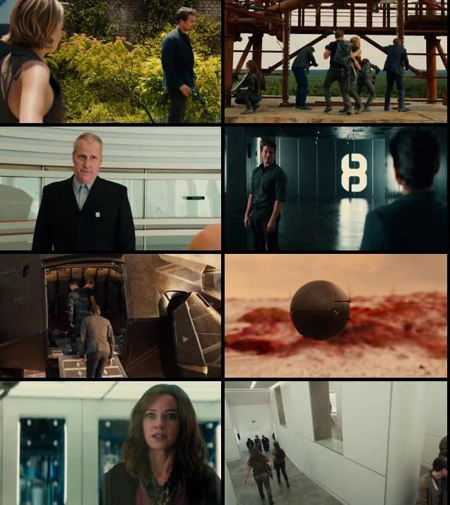 Allegiant 2016 English 720p BRRip