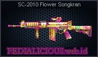 SC-2010 Flower Songkran