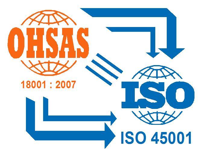 Inilah Perbedaan ISO 45001 dengan OHSAS 18001