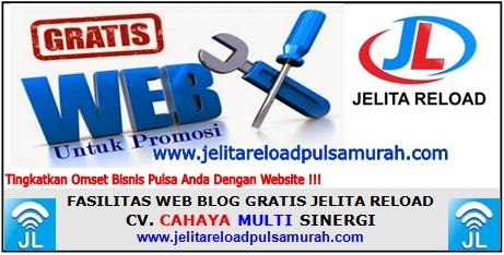 Cara Membuat Blog Gratis Untuk Promosi Bisnis Pulsa