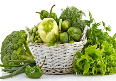 10 Health Benefits Of Eating Green Vegetables