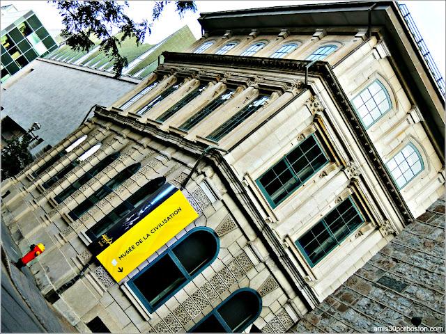 Museo de la Civilización de Quebec