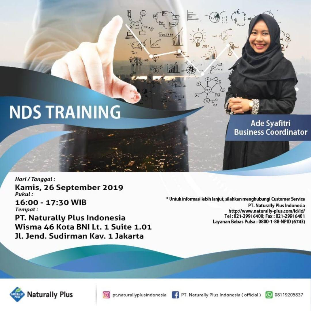 Nds Training