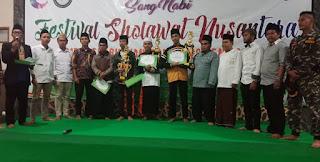 Berlangsung Meriah, Festival Shalawat Nusantara Tingkat KBB Lahirkan Tim Terbaik
