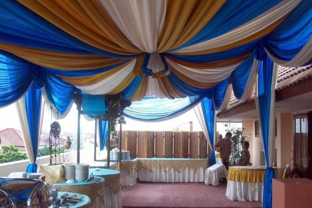 Paket Rias Pengantin Tenda VIP