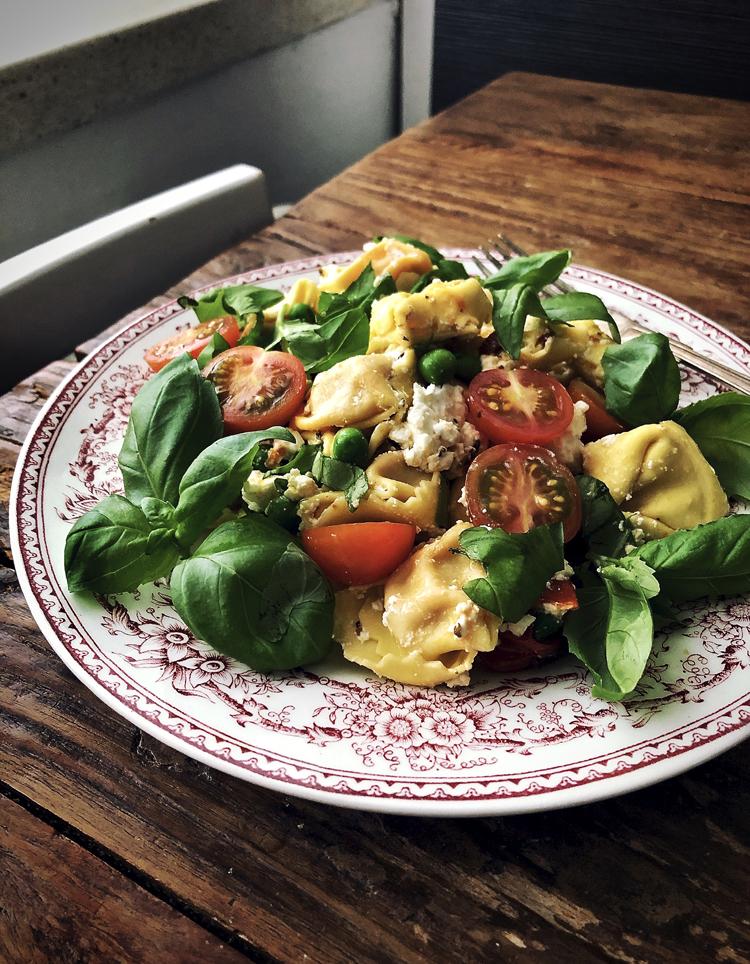 ruokaisa salaatti