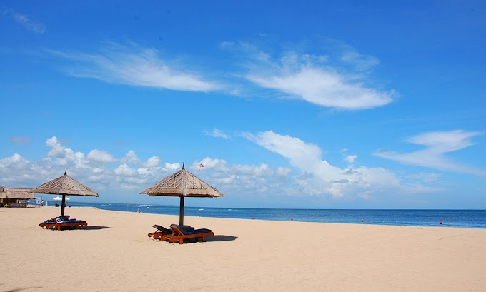 Pantai Nusa Dua,Bali