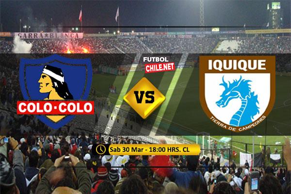 PREVIA: Colo-Colo vs Deportes Iquique