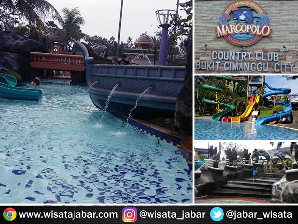 Waterpark Marcopolo Cimanggu Bogor