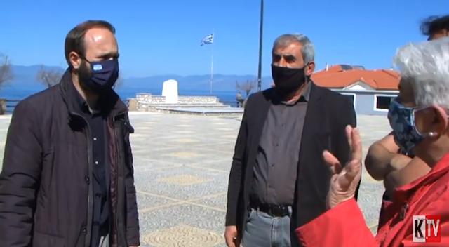 Γιώργος Ψυχογιός: Να αξιοποιηθεί προς όφελος της τοπικής κοινωνίας το Ειρηνοδικείο Δερβενίου (VIDEO)