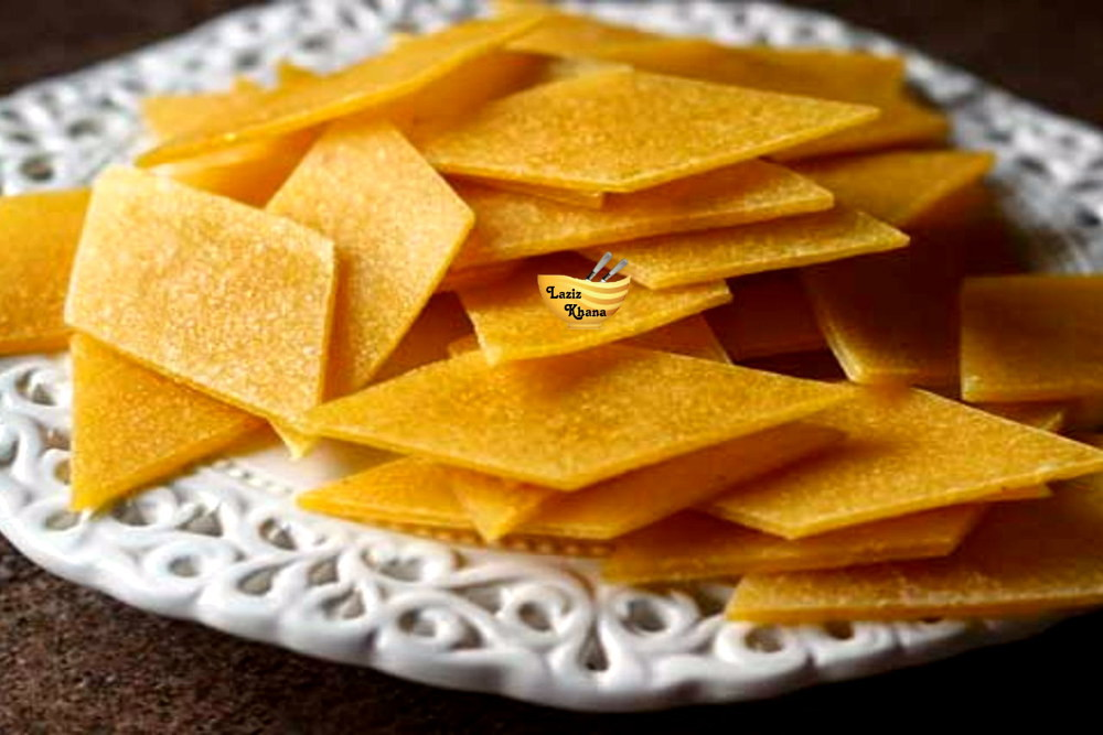 Aam Papad Recipe in Hindi
