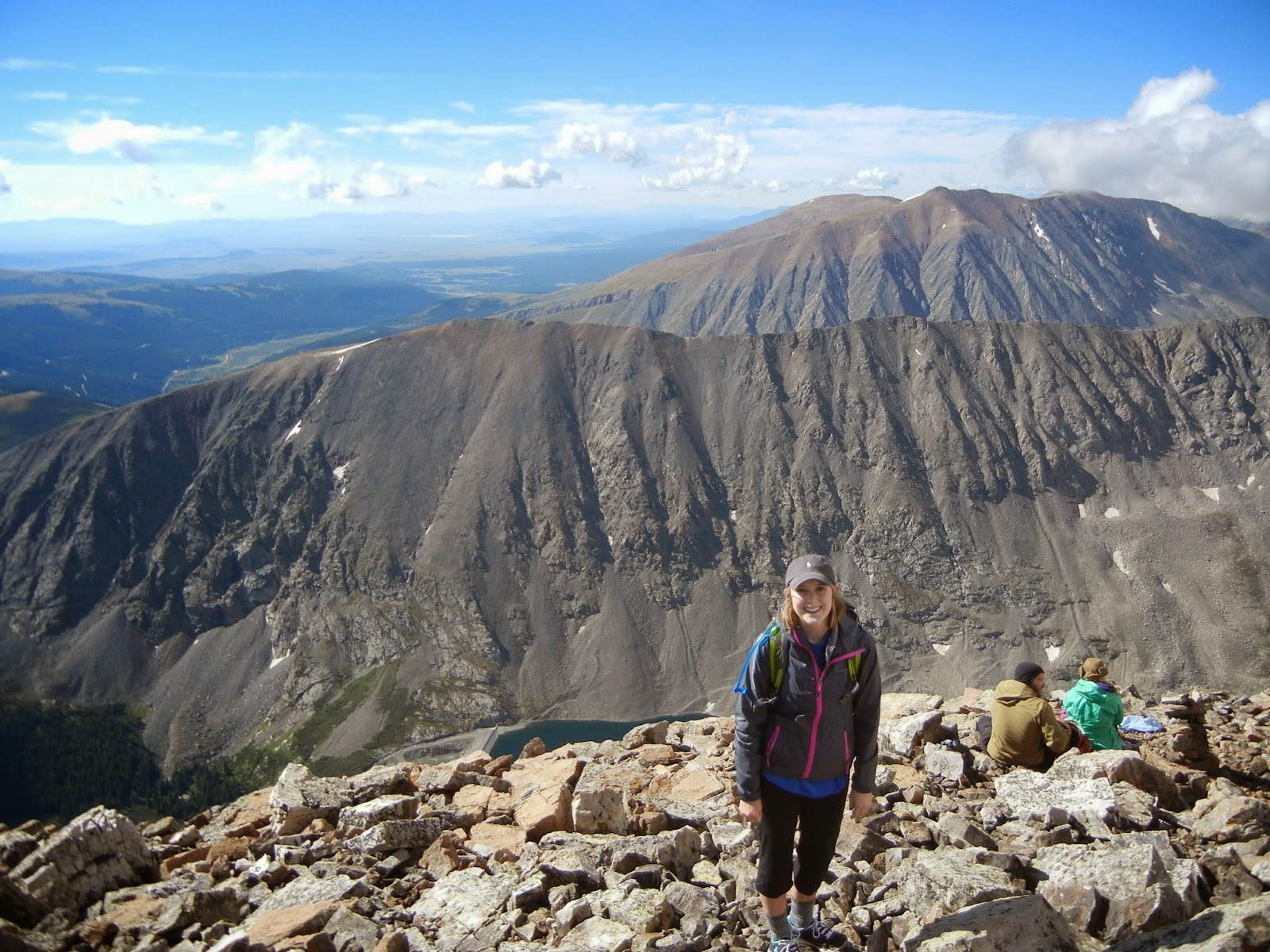hike quandary peak advice photos colorado 14er