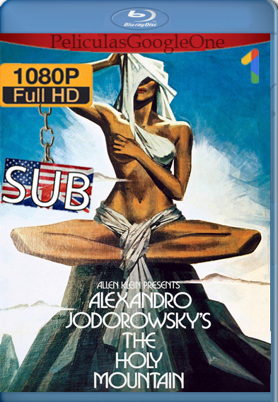 La montaña sagrada [1973] [1080p BRrip] [VOSE] – StationTv