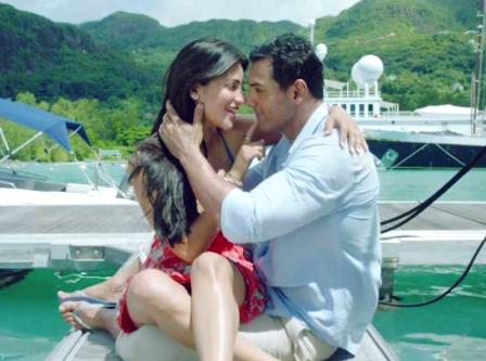 Rehnuma Lyrics - Rocky Handsome (2016) | John Abraham & Shruti Haasan