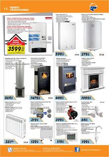 CATALOG DEDEMAN ianuarie 2019 oferte sobe si boilere electrice