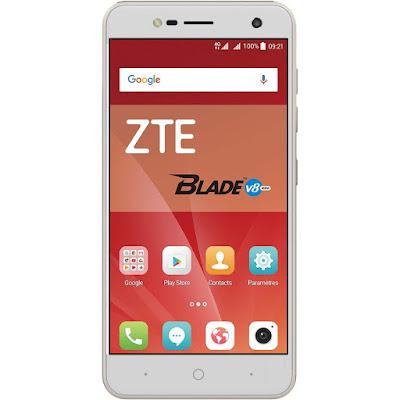 ZTE Blade V8 Mini gold