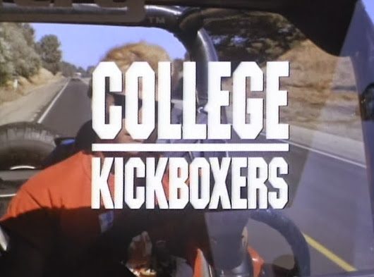 Hipster Holy Grail: College Kickboxers