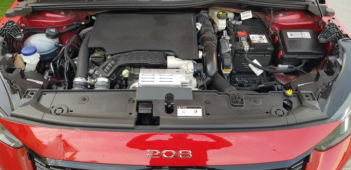 محرك بيجو 208 لعام 2022