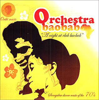Orchestre Du Bawobab Senegaal Sunugaal