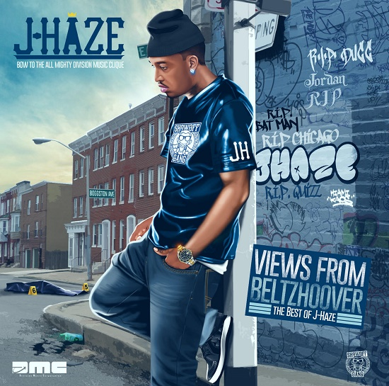 Mixtape: J-Haze - Views From Beltzhoover