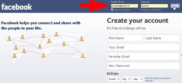 Free Facebook Login And Password